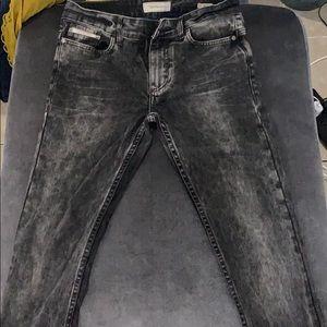 Calvin Klein skinny jeans (men)